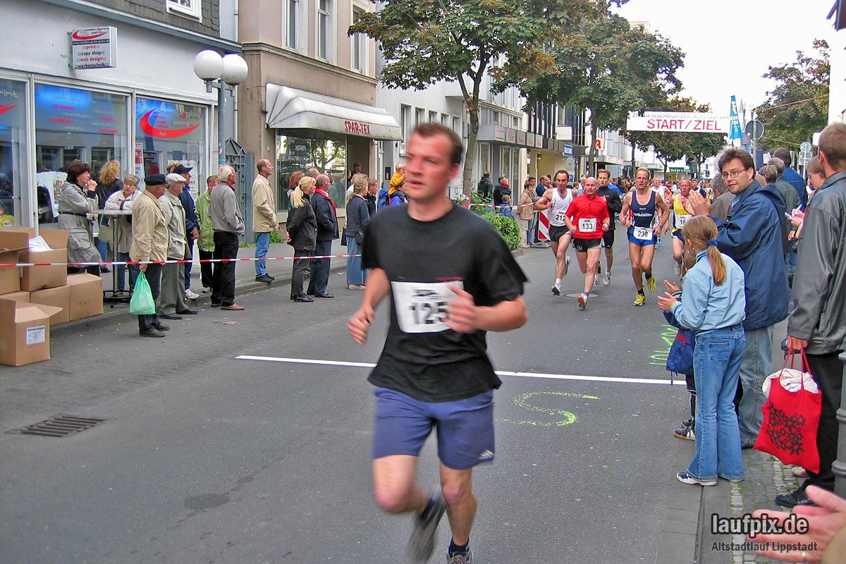 Altstadtlauf Lippstadt 2004 - 15