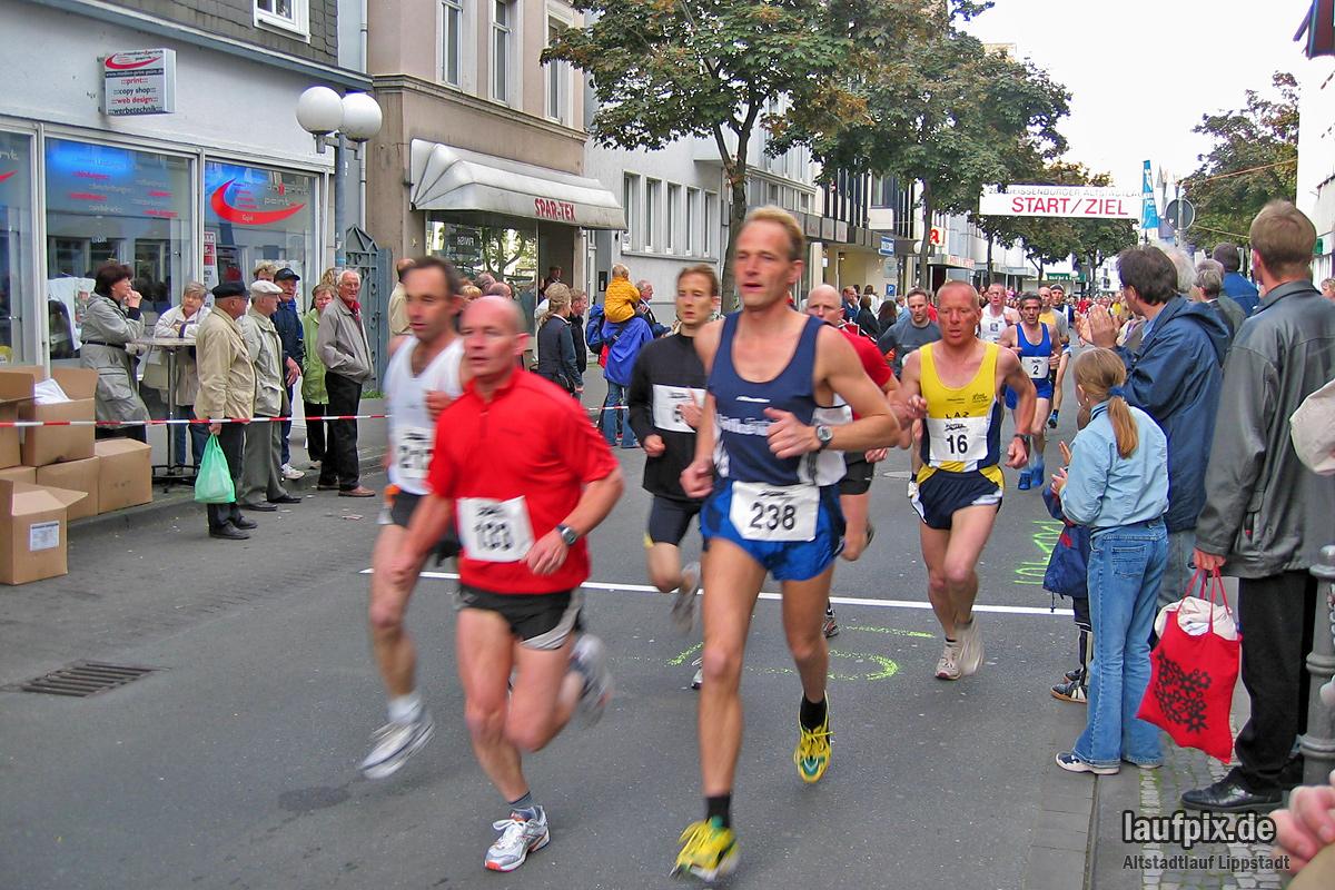 Altstadtlauf Lippstadt 2004 Foto (16)