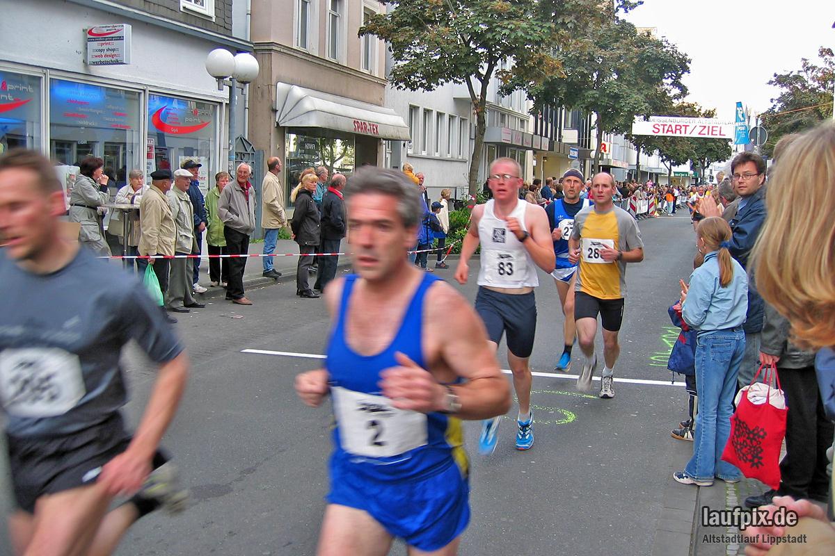 Altstadtlauf Lippstadt 2004 Foto (17)