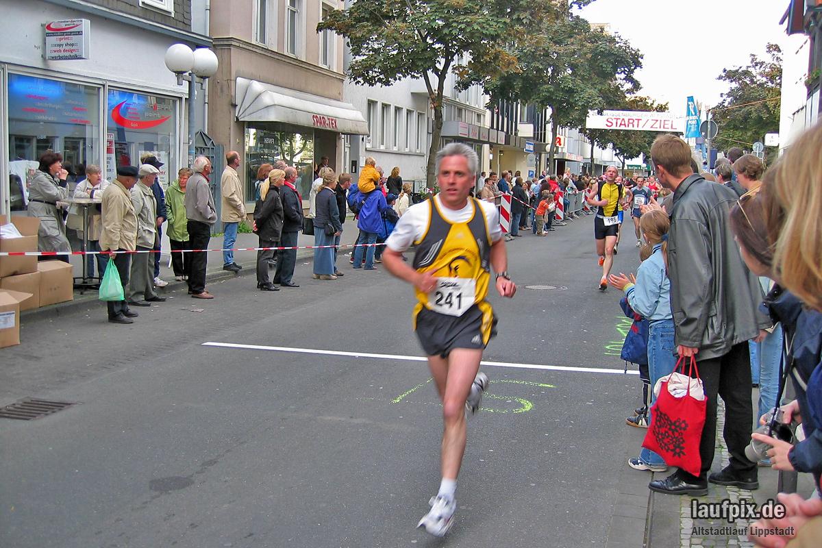 Altstadtlauf Lippstadt 2004 - 18