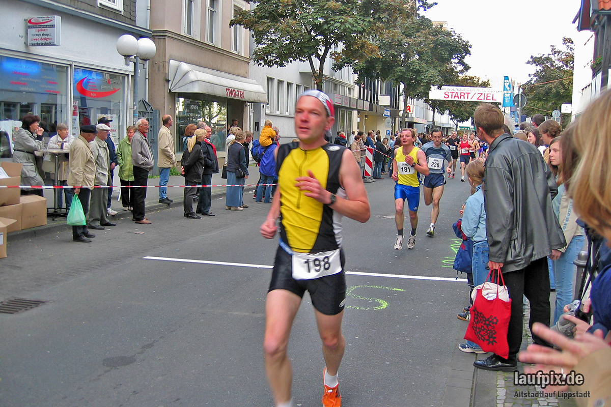 Altstadtlauf Lippstadt 2004 - 19