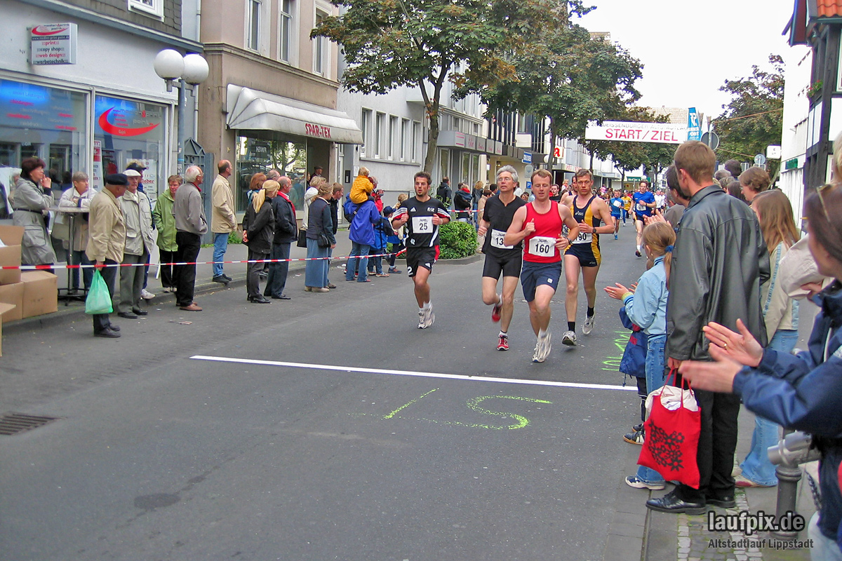 Altstadtlauf Lippstadt 2004 - 20