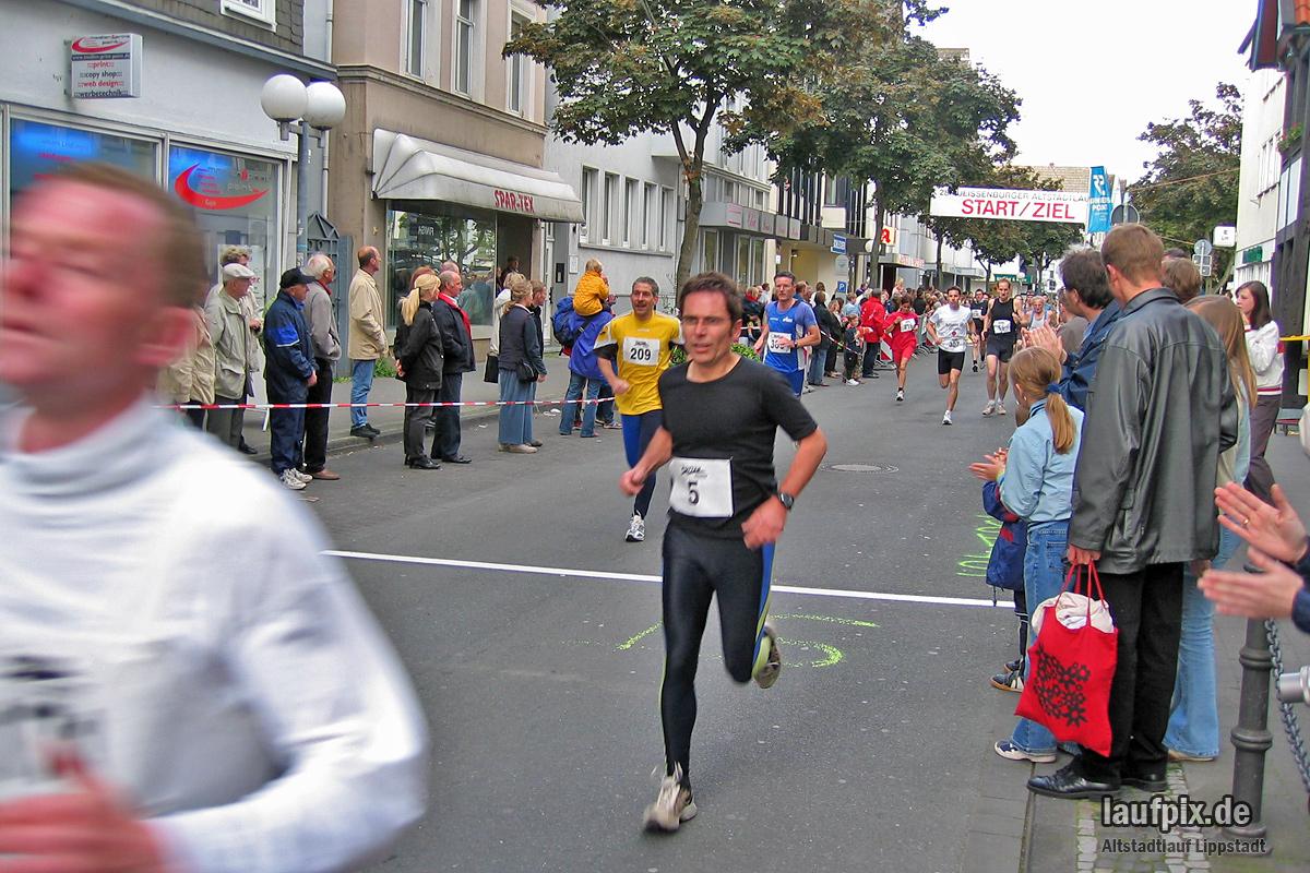 Altstadtlauf Lippstadt 2004 - 23