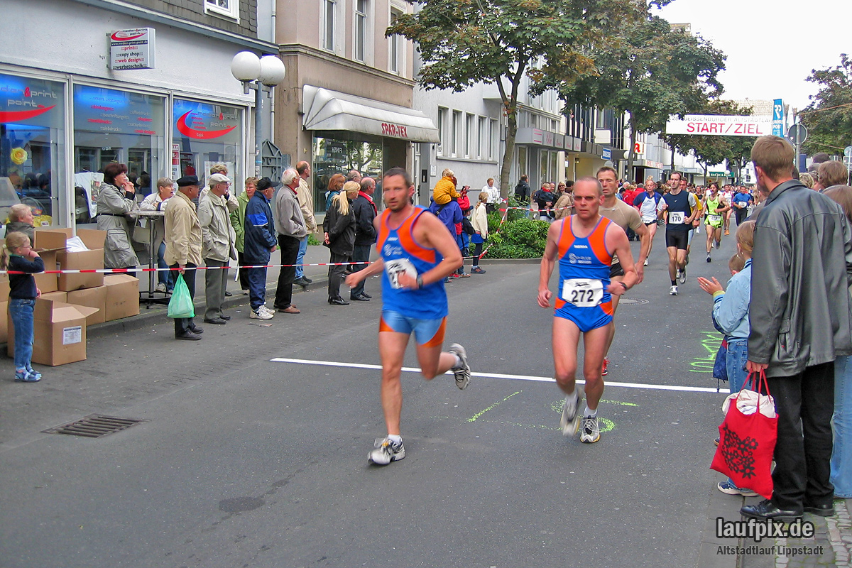 Altstadtlauf Lippstadt 2004 - 27