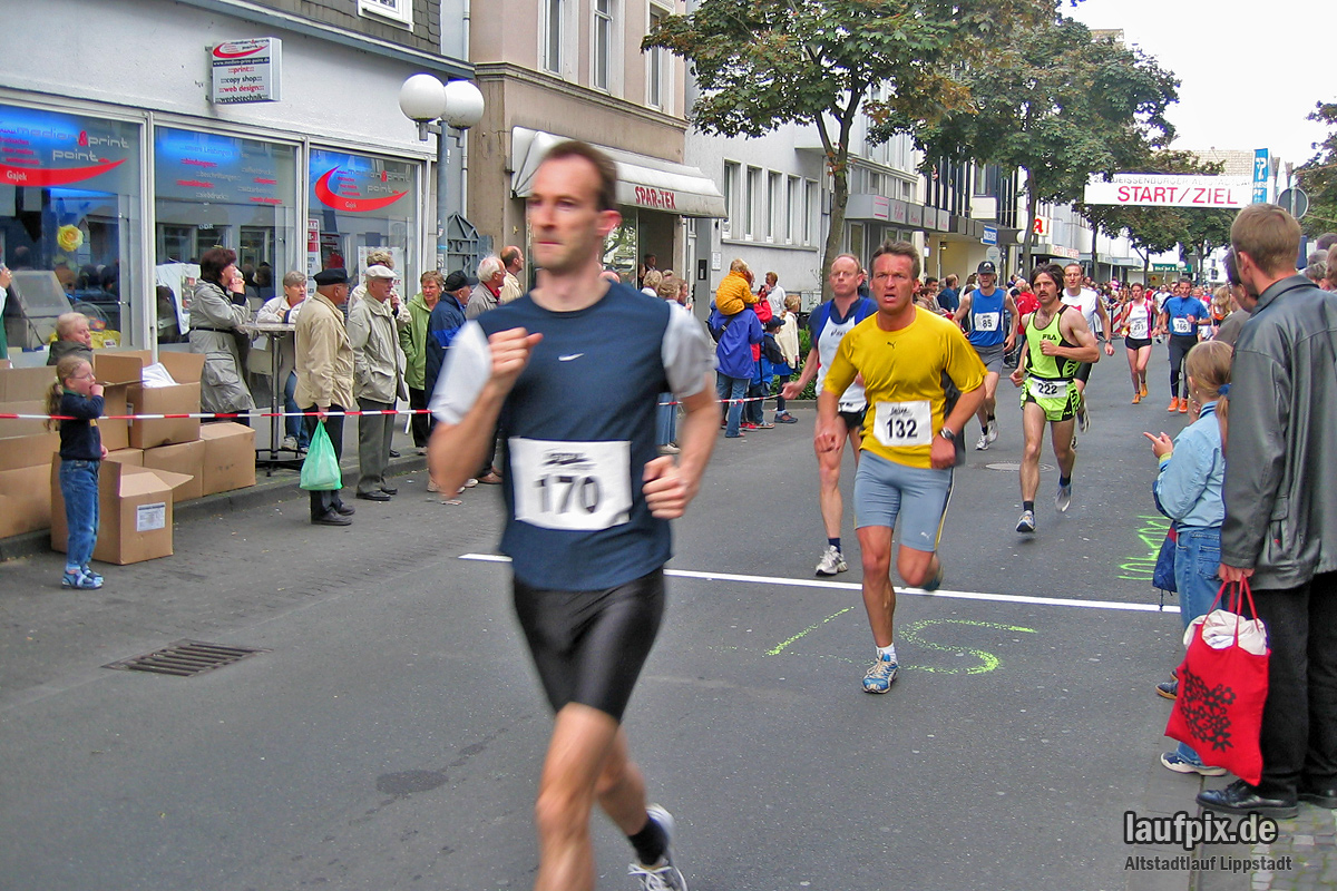 Altstadtlauf Lippstadt 2004 - 28