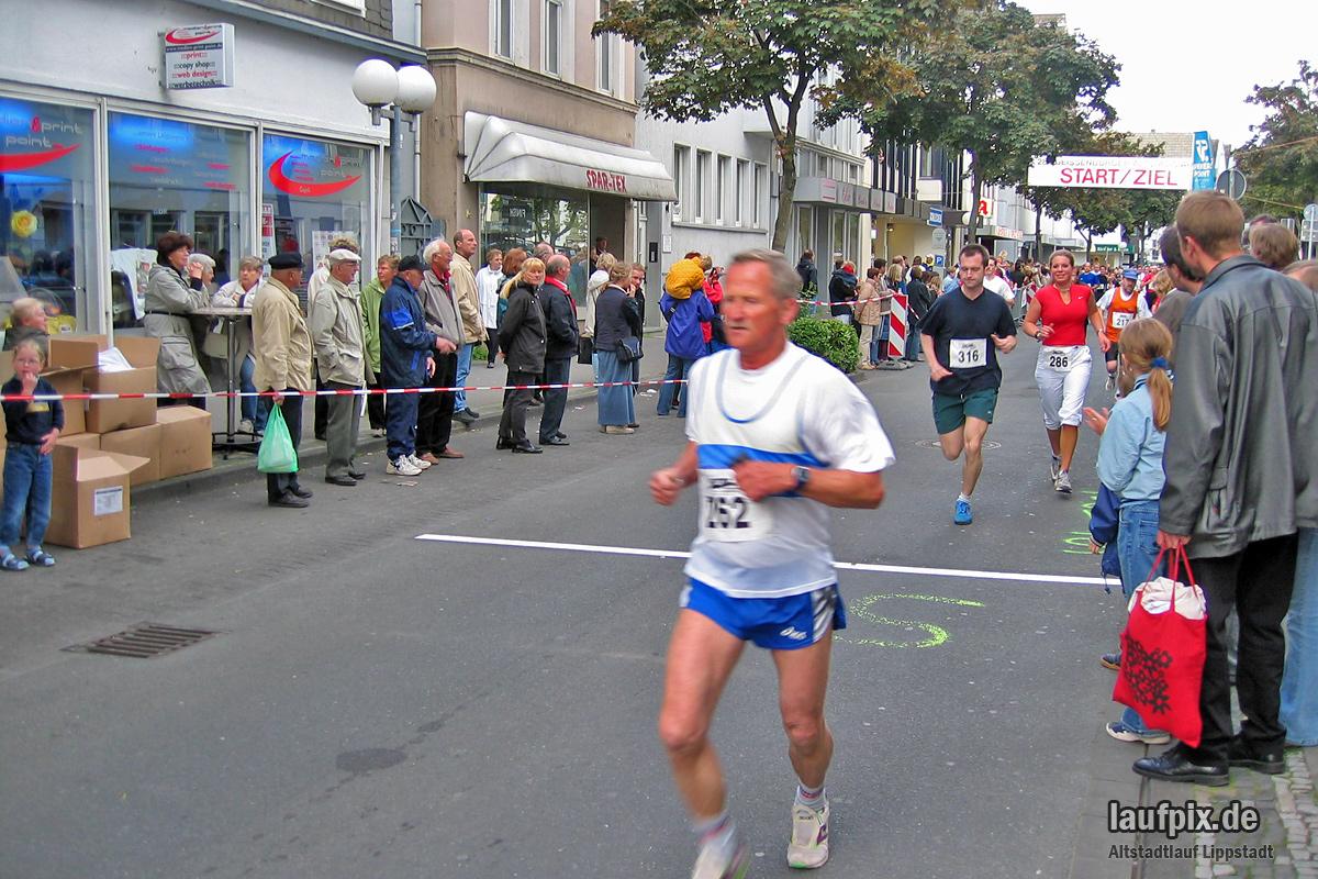 Altstadtlauf Lippstadt 2004 - 30