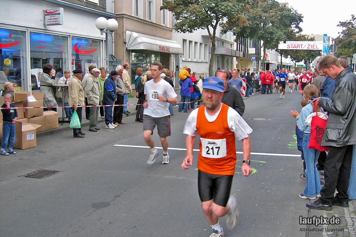 Altstadtlauf Lippstadt 2004 - 31