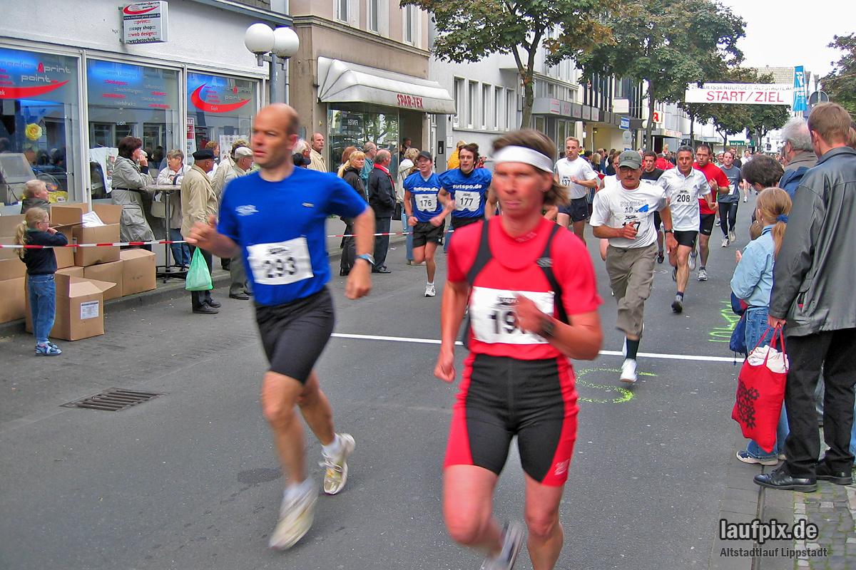 Altstadtlauf Lippstadt 2004 - 32