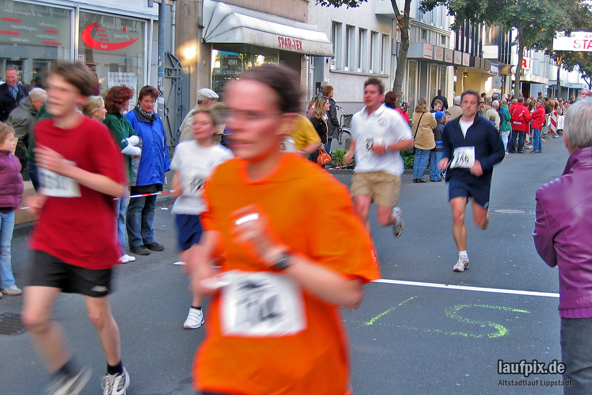 Altstadtlauf Lippstadt 2004 - 204