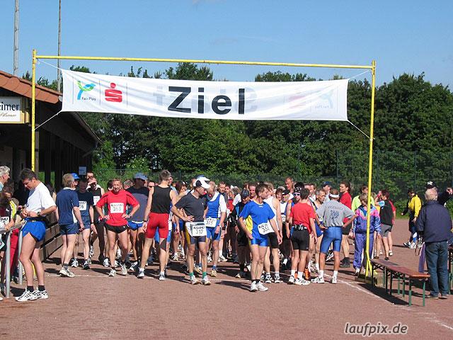 Eggelauf Meerhof 2004 - 2