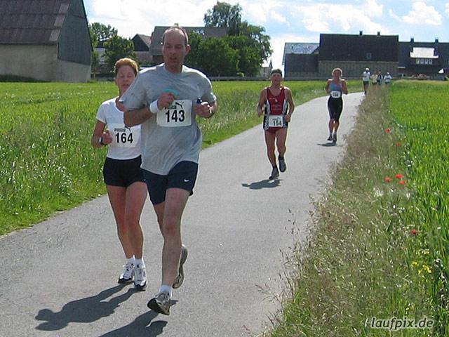 Eggelauf Meerhof 2004 - 45