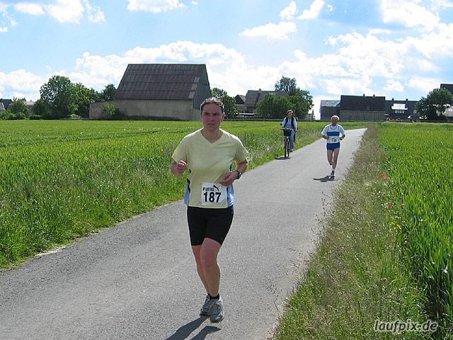 Eggelauf Meerhof 2004 - 49