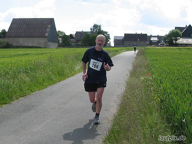 Eggelauf Meerhof 2004 - 62
