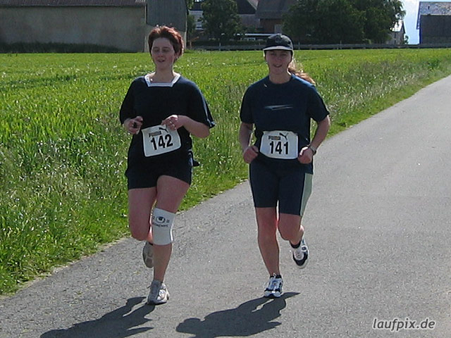 Eggelauf Meerhof 2004 - 70