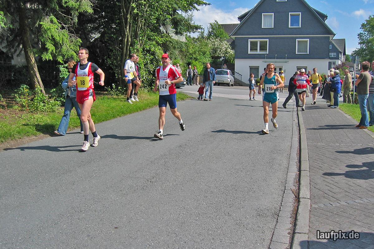 Härdlerlauf Schmallenberg 2004 - 16