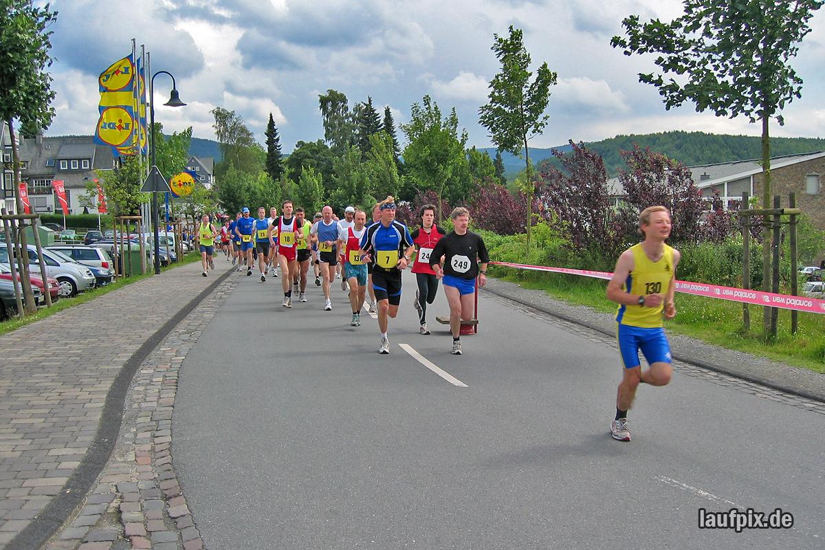 Härdlerlauf Schmallenberg 2004 - 22