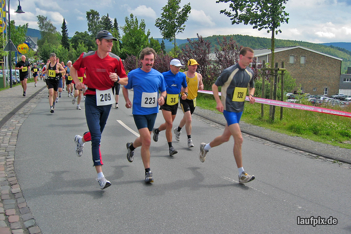 Härdlerlauf Schmallenberg 2004 - 29