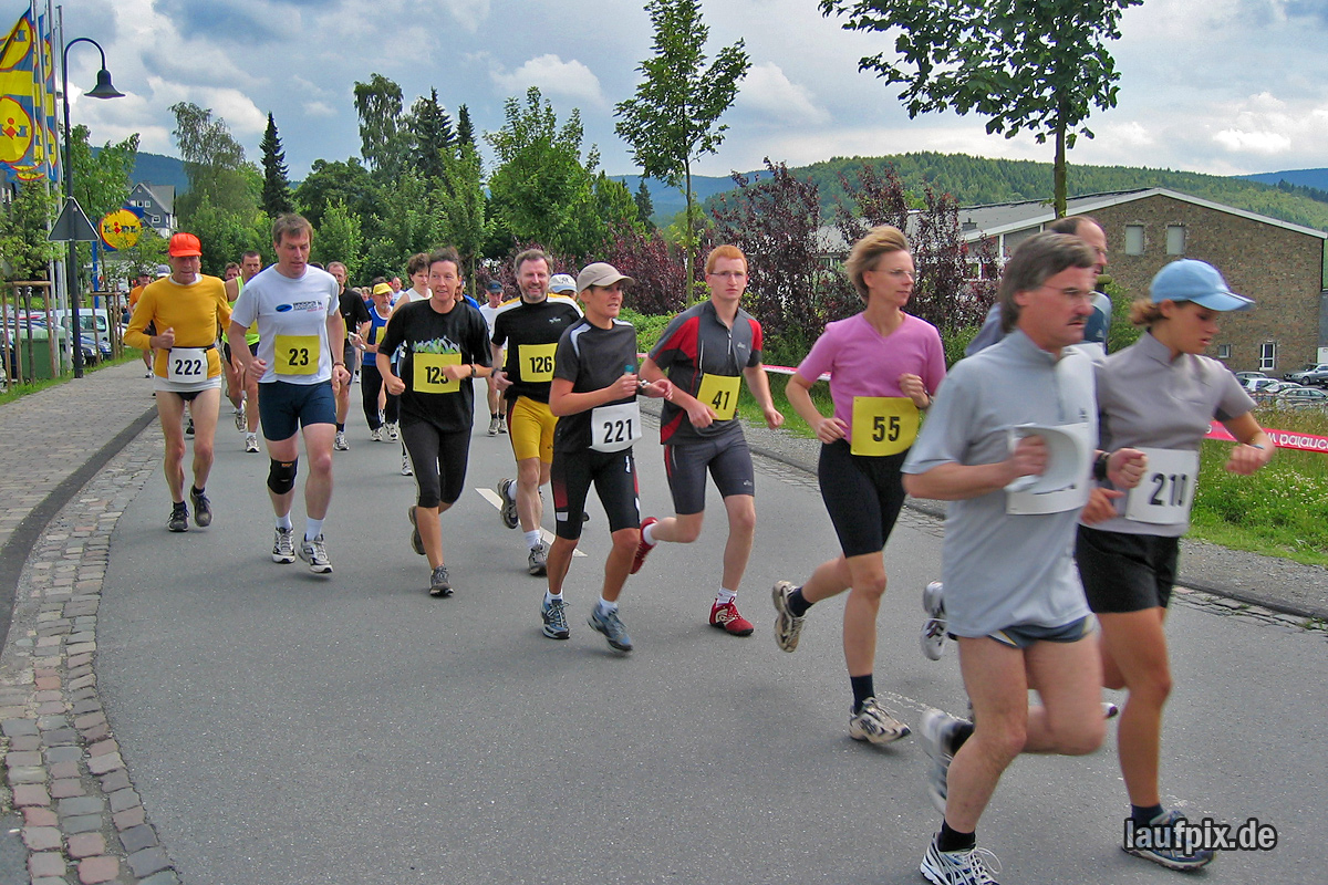 Härdlerlauf Schmallenberg 2004 - 33