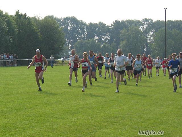 Volkslauf Vinsebeck 2004 - 16