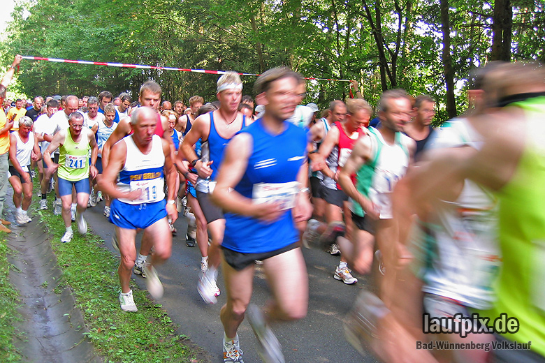 Volkslauf Aabach-Talsperre