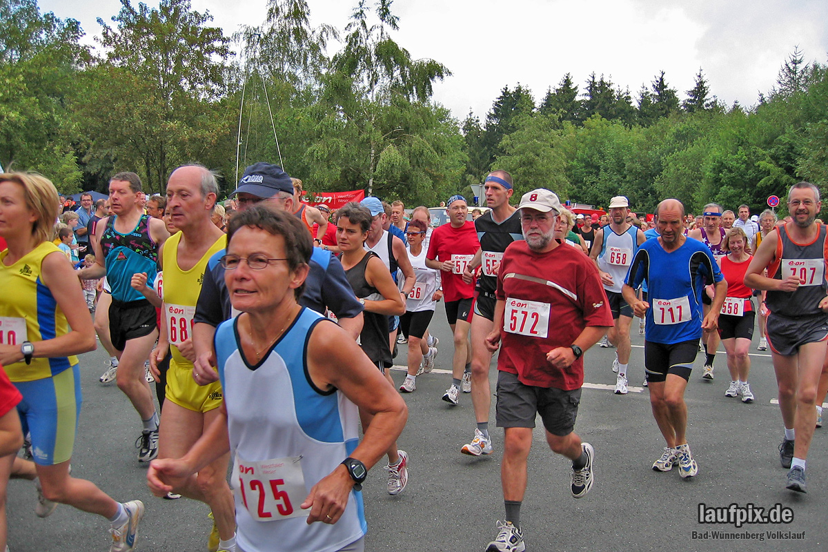 Volkslauf Aabach-Talsperre 2004 - 22
