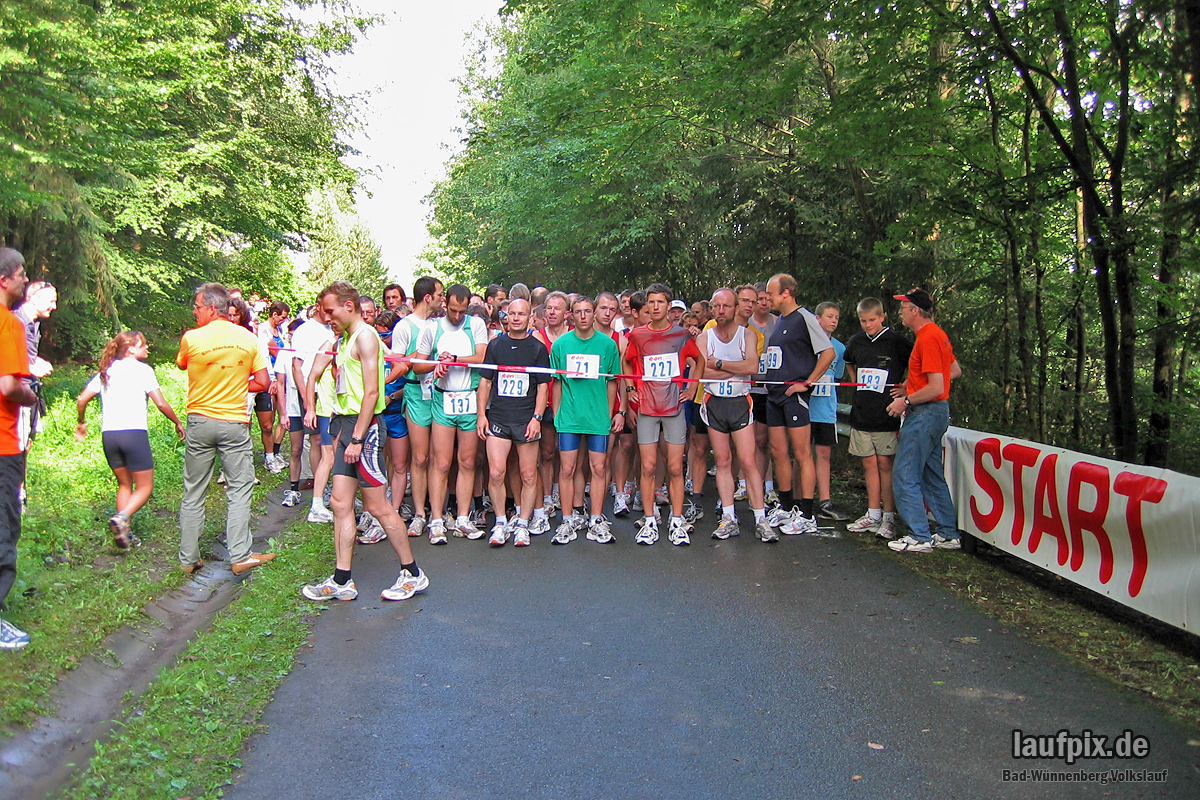 Volkslauf Aabach-Talsperre 2004 - 28