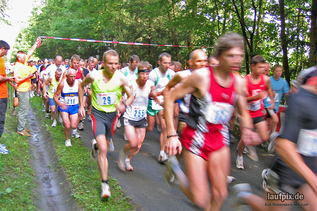 Volkslauf Aabach-Talsperre 2004 - 35