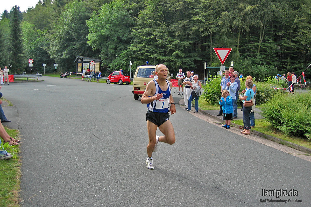 Volkslauf Aabach-Talsperre 2004 - 79