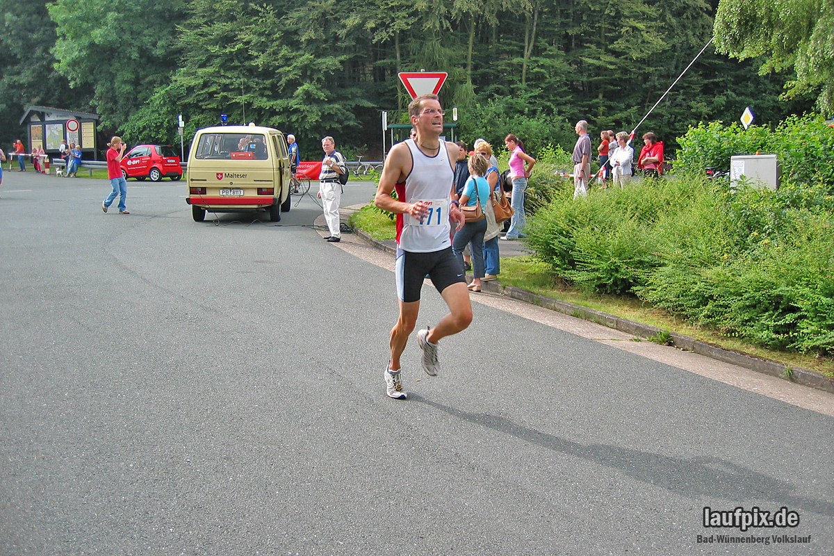 Volkslauf Aabach-Talsperre 2004 - 98