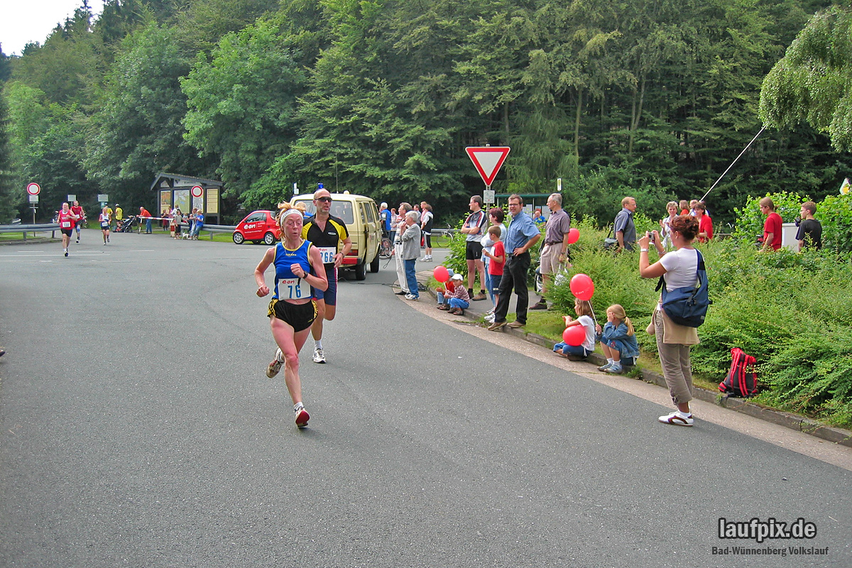Volkslauf Aabach-Talsperre 2004 - 137