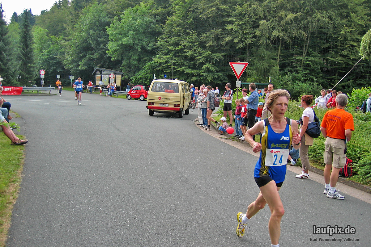 Volkslauf Aabach-Talsperre 2004 - 159