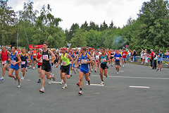 Volkslauf Aabach-Talsperre 2004 - 12