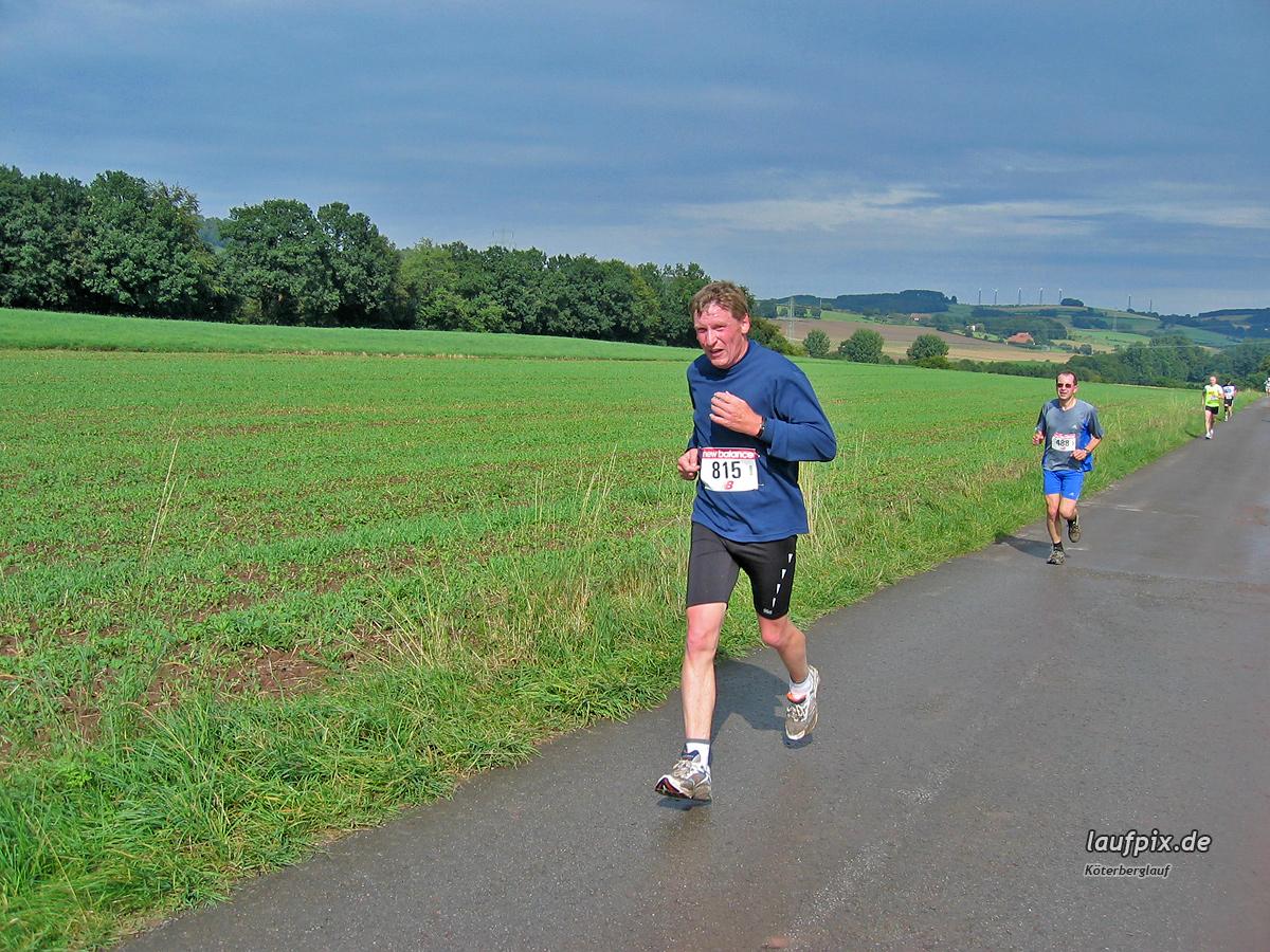 Köterberglauf Kollerbeck 2004 - 40