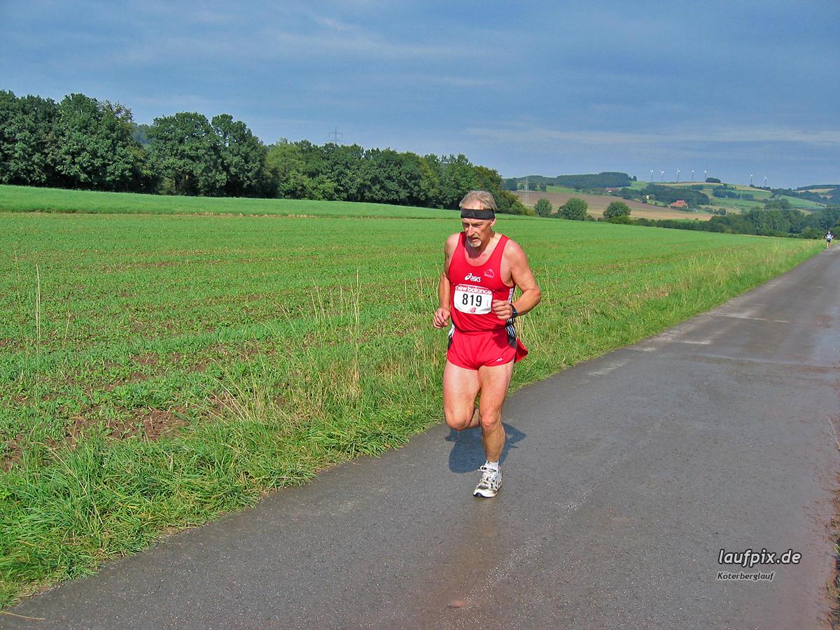 Köterberglauf Kollerbeck 2004 - 62
