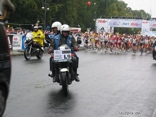 Berlin Marathon 2004 - 17