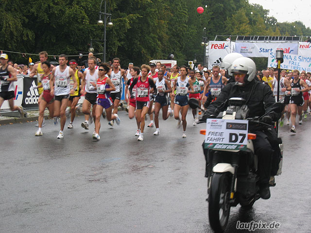 Berlin Marathon 2004 - 18