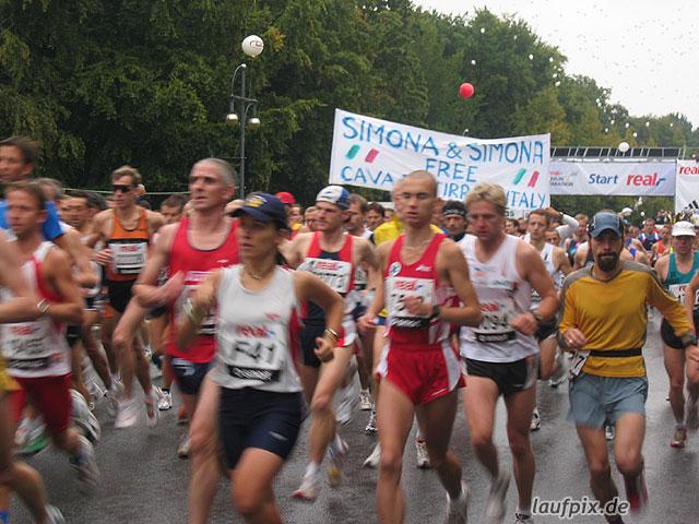 Berlin Marathon 2004 - 21