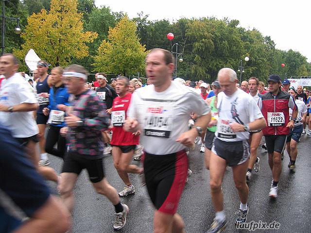 Berlin Marathon 2004 - 24