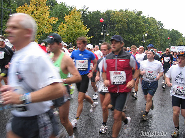 Berlin Marathon 2004 - 25