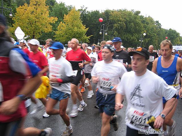 Berlin Marathon 2004 - 26