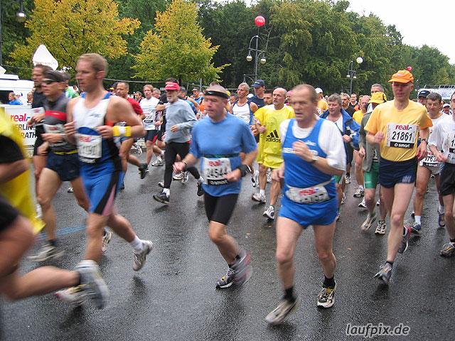 Berlin Marathon 2004 - 30