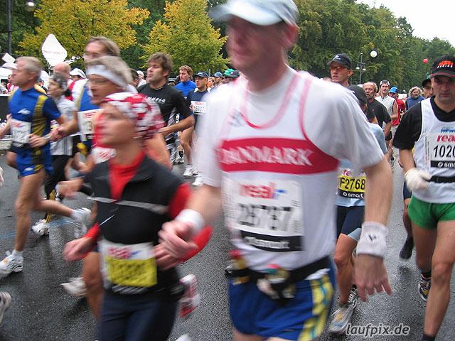 Berlin Marathon 2004 - 32