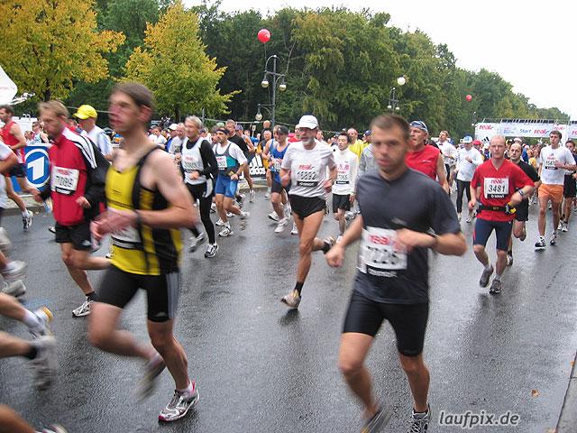 Berlin Marathon 2004 - 36