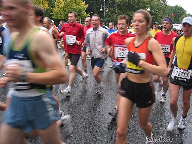 Berlin Marathon 2004 - 42
