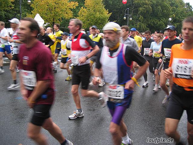 Berlin Marathon 2004 - 47