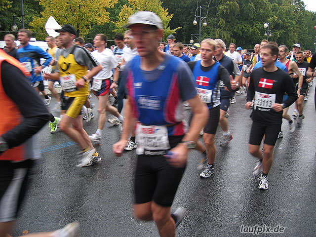 Berlin Marathon 2004 - 48