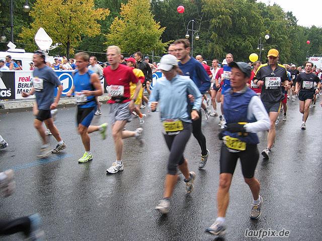 Berlin Marathon 2004 - 51