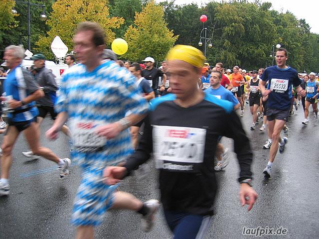 Berlin Marathon 2004 - 53
