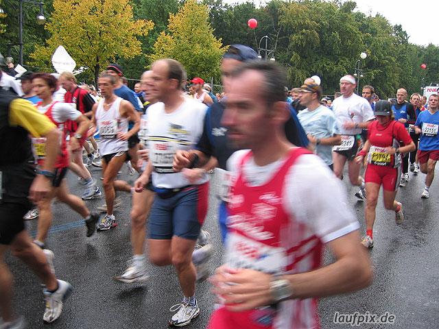 Berlin Marathon 2004 - 58