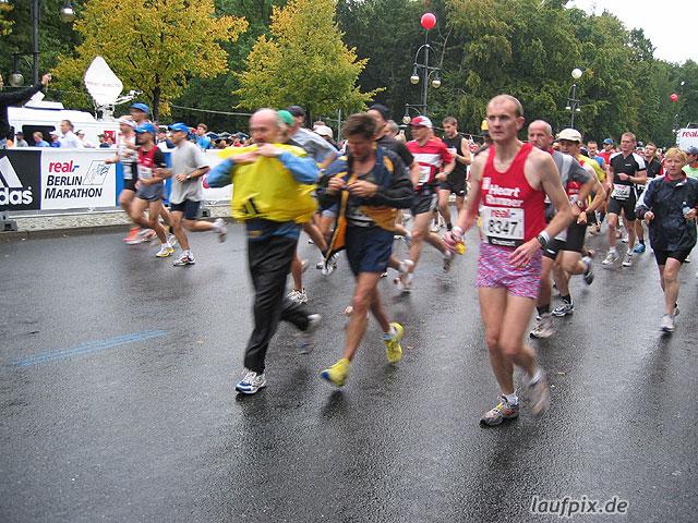 Berlin Marathon 2004 - 61
